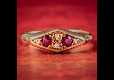 Antique-Edwardian-Ruby-Diamond-Ring-Dated-1909-cover
