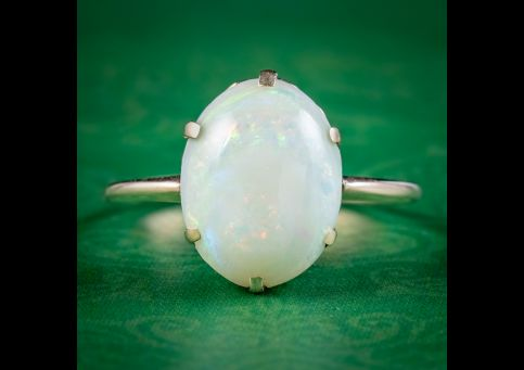 Antique-Victorian-Natural-Opal-Ring-5ct-Opal-Circa-1900-cover