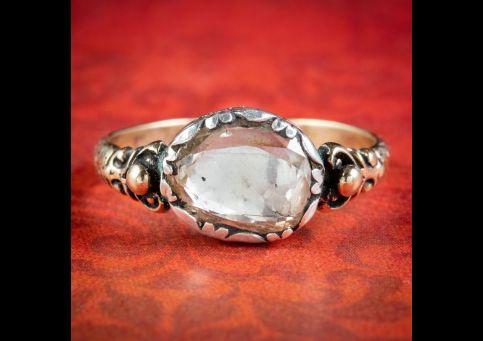 Antique-Georgian-Diamond-Solitaire-Ring-1.80ct-Diamond-Circa-1800-cover