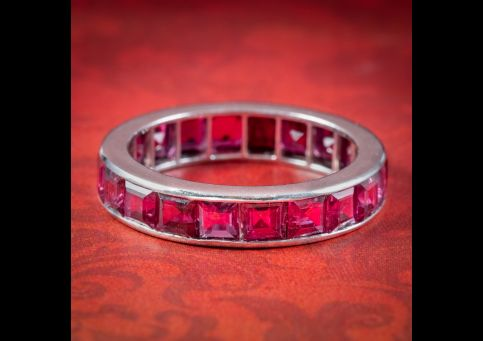 Art-Deco-Ruby-Full-Eternity-Ring-3.60ct-Of-Ruby-Circa-1920-COVER