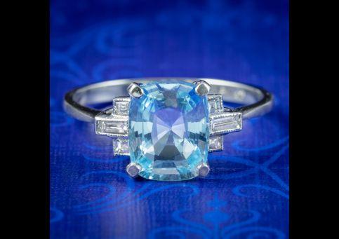 Art-Deco-Style-Aquamarine-Diamond-Ring-2.5ct-Aqua-cover