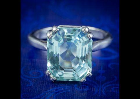 Art-Deco-Aquamarine-Solitaire-Ring-6ct-Aqua-cover