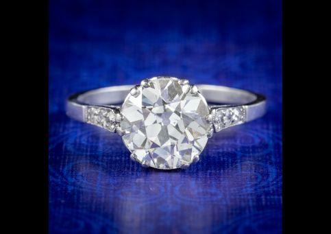 Antique-Edwardian-Diamond-Solitaire-Ring-2.75ct-Diamond-Circa-1910-Cert-cover