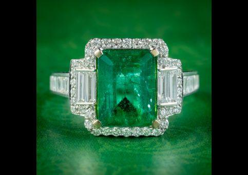 Art-Deco-Style-Emerald-Diamond-Ring-3.5ct-Emerald-COVER